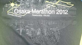 RUN's土屋⑤  第2回大阪マラソン